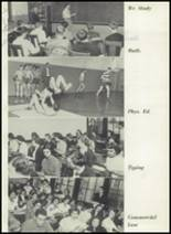 1952 Washington Irving High School Yearbook Page 86 & 87