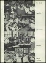 1952 Washington Irving High School Yearbook Page 88 & 89