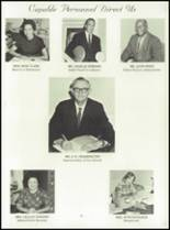 1969 Mt. Airy High School Yearbook Page 20 & 21