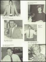 1969 Mt. Airy High School Yearbook Page 24 & 25