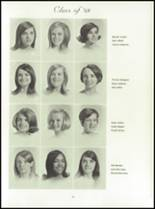 1969 Mt. Airy High School Yearbook Page 30 & 31
