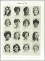 1969 Mt. Airy High School Yearbook Page 32 & 33