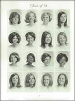 1969 Mt. Airy High School Yearbook Page 34 & 35