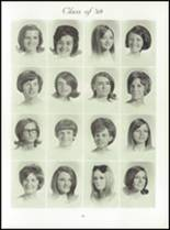 1969 Mt. Airy High School Yearbook Page 36 & 37