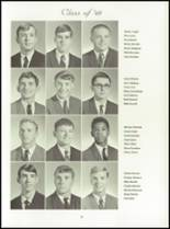 1969 Mt. Airy High School Yearbook Page 38 & 39