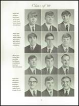 1969 Mt. Airy High School Yearbook Page 40 & 41