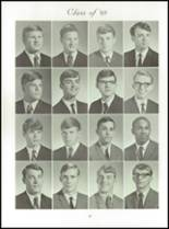 1969 Mt. Airy High School Yearbook Page 42 & 43