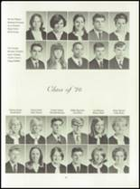 1969 Mt. Airy High School Yearbook Page 54 & 55