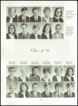 1969 Mt. Airy High School Yearbook Page 56 & 57
