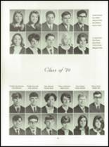 1969 Mt. Airy High School Yearbook Page 58 & 59