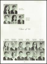 1969 Mt. Airy High School Yearbook Page 60 & 61