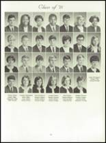 1969 Mt. Airy High School Yearbook Page 66 & 67