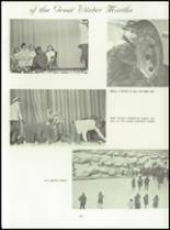 1969 Mt. Airy High School Yearbook Page 90 & 91