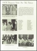 1969 Mt. Airy High School Yearbook Page 96 & 97