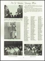 1969 Mt. Airy High School Yearbook Page 98 & 99