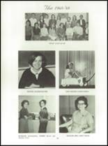 1969 Mt. Airy High School Yearbook Page 100 & 101