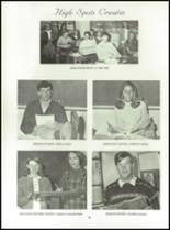 1969 Mt. Airy High School Yearbook Page 102 & 103