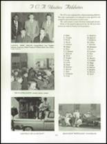 1969 Mt. Airy High School Yearbook Page 106 & 107