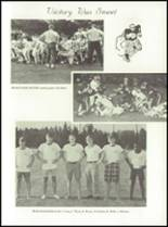 1969 Mt. Airy High School Yearbook Page 136 & 137