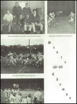 1969 Mt. Airy High School Yearbook Page 138 & 139