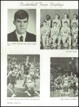 1969 Mt. Airy High School Yearbook Page 140 & 141