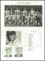1969 Mt. Airy High School Yearbook Page 148 & 149