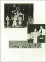 1982 Webb School Yearbook Page 20 & 21