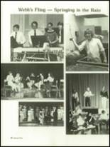 1982 Webb School Yearbook Page 28 & 29