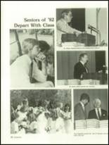 1982 Webb School Yearbook Page 38 & 39