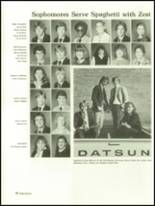 1982 Webb School Yearbook Page 82 & 83