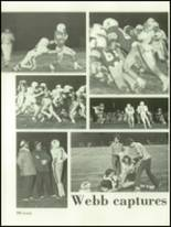 1982 Webb School Yearbook Page 136 & 137