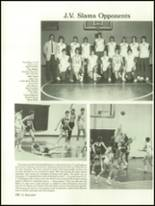 1982 Webb School Yearbook Page 154 & 155