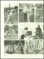 1982 Webb School Yearbook Page 160 & 161