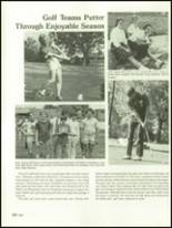 1982 Webb School Yearbook Page 166 & 167