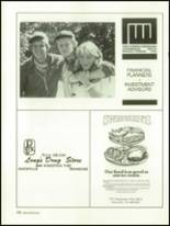 1982 Webb School Yearbook Page 180 & 181