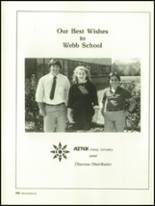 1982 Webb School Yearbook Page 204 & 205