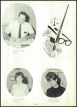 1969 Harpers Ferry High School Yearbook Page 10 & 11