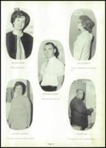 1969 Harpers Ferry High School Yearbook Page 12 & 13