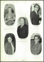 1969 Harpers Ferry High School Yearbook Page 14 & 15