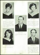 1969 Harpers Ferry High School Yearbook Page 20 & 21