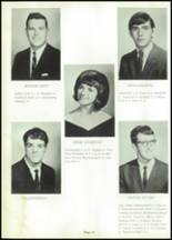 1969 Harpers Ferry High School Yearbook Page 22 & 23