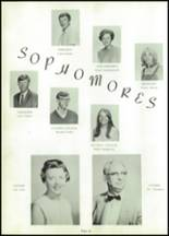 1969 Harpers Ferry High School Yearbook Page 36 & 37