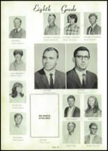 1969 Harpers Ferry High School Yearbook Page 40 & 41