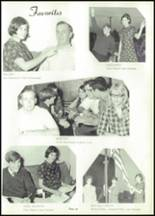 1969 Harpers Ferry High School Yearbook Page 52 & 53