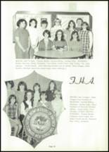 1969 Harpers Ferry High School Yearbook Page 54 & 55