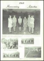 1969 Harpers Ferry High School Yearbook Page 56 & 57