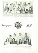 1969 Harpers Ferry High School Yearbook Page 60 & 61