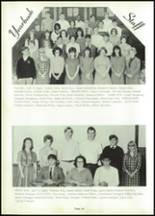1969 Harpers Ferry High School Yearbook Page 68 & 69