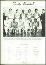 1969 Harpers Ferry High School Yearbook Page 74 & 75