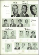 1969 Harpers Ferry High School Yearbook Page 78 & 79